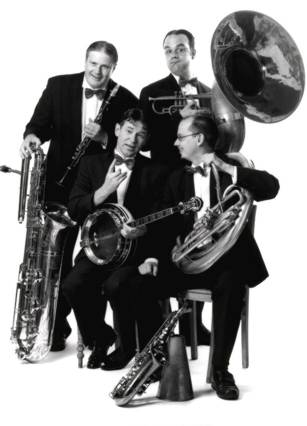 Hot Four Creole Jazzband